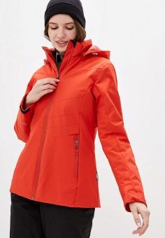 Куртка утепленная, Rukka, цвет: красный. Артикул: RU006EWGNYN4. Одежда / Верхняя одежда / Демисезонные куртки