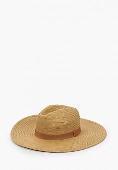 Шляпа, Rubi, цвет: бежевый. Артикул: RU008CWJBTC2. Аксессуары / Головные уборы