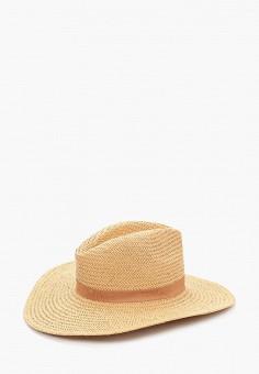 Шляпа, Rubi, цвет: бежевый. Артикул: RU008CWJSBZ8. Аксессуары / Головные уборы