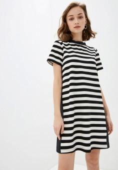 Платье, Savage, цвет: черный. Артикул: SA004EWIYFW7.