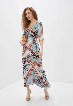 Платье, Savage, цвет: мультиколор. Артикул: SA004EWIYFW8.