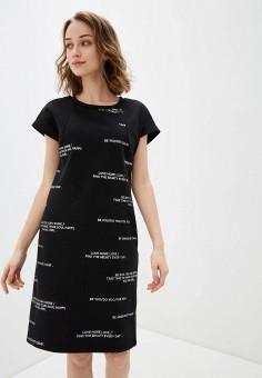 Платье, Savage, цвет: черный. Артикул: SA004EWIYFX7. Одежда / Платья и сарафаны
