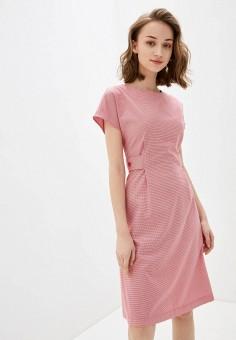 Платье, Savage, цвет: красный. Артикул: SA004EWIYGN1. Одежда / Платья и сарафаны / Повседневные платья