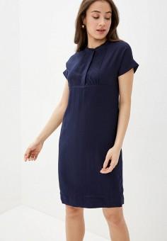 Платье, Savage, цвет: синий. Артикул: SA004EWIYGN8.