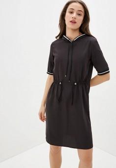 Платье, Savage, цвет: черный. Артикул: SA004EWIYGO5.