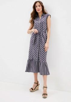 Платье, Savage, цвет: серый. Артикул: SA004EWIYGR1.