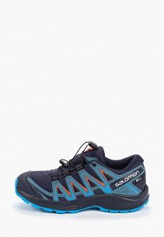 Кроссовки, Salomon, цвет: синий. Артикул: SA007ABDRQO4.
