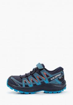 Кроссовки, Salomon, цвет: синий. Артикул: SA007ABJOMX6.