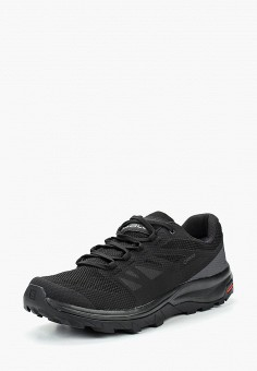 Кроссовки, Salomon, цвет: черный. Артикул: SA007AMBOIL3.