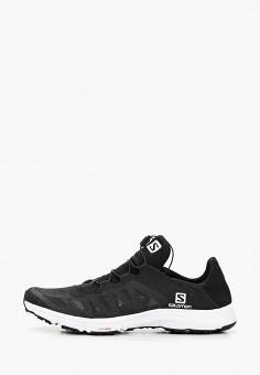 Кроссовки, Salomon, цвет: черный. Артикул: SA007AMDSNG6.