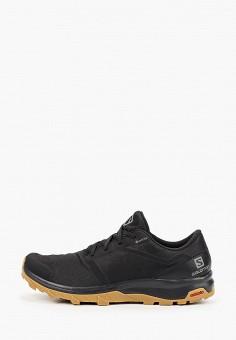 Кроссовки, Salomon, цвет: черный. Артикул: SA007AMFOVE8. Обувь