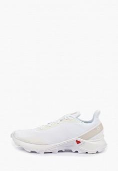 Кроссовки, Salomon, цвет: белый. Артикул: SA007AMFOVJ3.