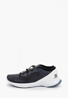 Кроссовки, Salomon, цвет: серый. Артикул: SA007AMHQYD5.