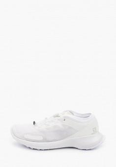 Кроссовки, Salomon, цвет: белый. Артикул: SA007AMHQYD7.