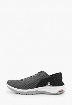 Кроссовки, Salomon, цвет: черный. Артикул: SA007AMHQYF9.