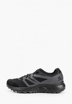 Кроссовки, Salomon, цвет: черный. Артикул: SA007AMHQYG1.