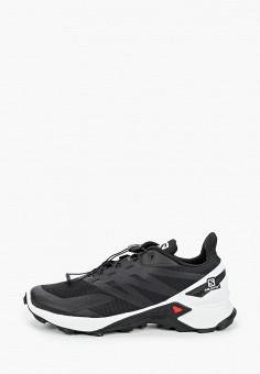 Кроссовки, Salomon, цвет: черный. Артикул: SA007AMJONW1. Обувь / Кроссовки и кеды