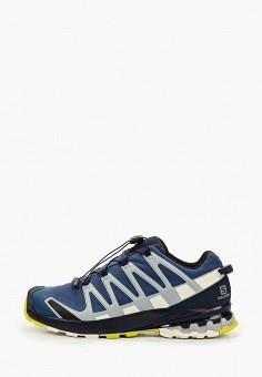Кроссовки, Salomon, цвет: синий. Артикул: SA007AMJONY8. Обувь