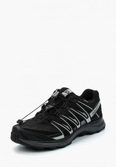 Кроссовки, Salomon, цвет: черный. Артикул: SA007AMZOS89.