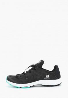 Кроссовки, Salomon, цвет: черный. Артикул: SA007AWDSNM8.