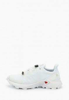 Кроссовки, Salomon, цвет: белый. Артикул: SA007AWFOYF8.