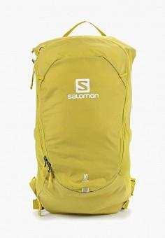 Рюкзак, Salomon, цвет: желтый. Артикул: SA007BUFPBF5. Аксессуары / Рюкзаки