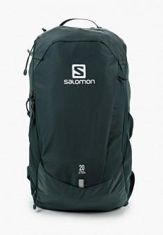 Рюкзак, Salomon, цвет: бирюзовый. Артикул: SA007BUJOND6. Аксессуары