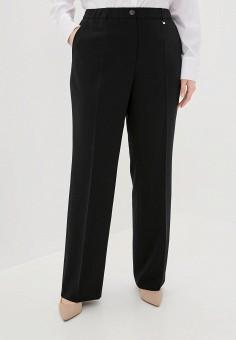 Брюки, Samoon by Gerry Weber, цвет: черный. Артикул: SA037EWJIWX0. Одежда / Брюки / Классические брюки