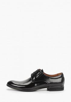 Туфли, Salamander, цвет: черный. Артикул: SA815AMEPLD7.