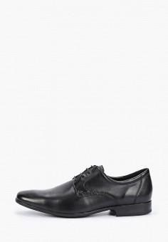 Туфли, Salamander, цвет: черный. Артикул: SA815AMGIBL4.