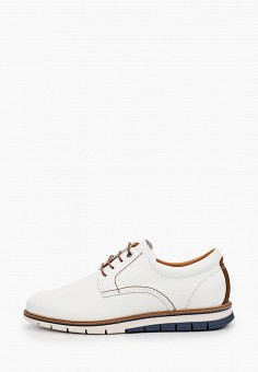 Ботинки, Salamander, цвет: белый. Артикул: SA815AMHLXZ7. Обувь / Ботинки / Низкие ботинки