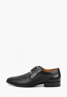 Туфли, Salamander, цвет: черный. Артикул: SA815AMHLYA0.