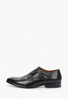 Туфли, Salamander, цвет: черный. Артикул: SA815AMHLYB5.