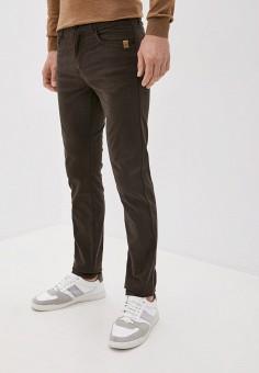 Брюки, Sand, цвет: коричневый. Артикул: SA915EMJVFK3. Одежда / Брюки / Повседневные брюки