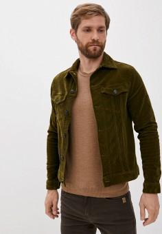 Куртка, Sand, цвет: хаки. Артикул: SA915EMJVFM4. Одежда / Верхняя одежда / Легкие куртки и ветровки