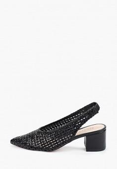 Туфли, Schutz, цвет: черный. Артикул: SC963AWIKYS6. Обувь / Туфли