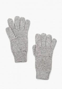 Перчатки, Sela, цвет: серый. Артикул: SE001DWBXBU7. Аксессуары / Перчатки и варежки