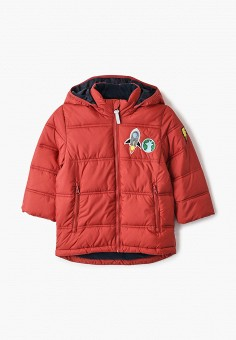 Куртка утепленная, Sela, цвет: красный. Артикул: SE001EBIWEM1.