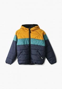 Куртка утепленная, Sela, цвет: синий. Артикул: SE001EBIWEM9. Мальчикам / Одежда / Верхняя одежда
