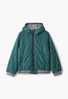 Куртка утепленная, Sela, цвет: зеленый. Артикул: SE001EBIWEN1. Мальчикам / Одежда / Верхняя одежда