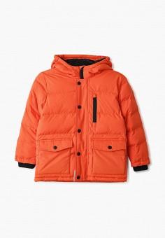 Куртка утепленная, Sela, цвет: оранжевый. Артикул: SE001EBIWEN4. Мальчикам / Одежда / Верхняя одежда