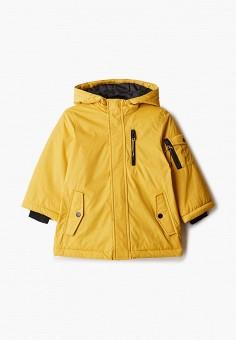 Куртка утепленная, Sela, цвет: желтый. Артикул: SE001EBKDVC6. Мальчикам / Одежда / Верхняя одежда / Куртки и пуховики