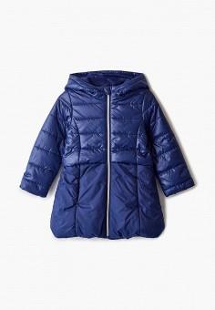 Куртка утепленная, Sela, цвет: синий. Артикул: SE001EGIWEI4.