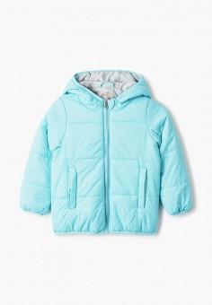 Куртка утепленная, Sela, цвет: голубой. Артикул: SE001EGIWEK9.