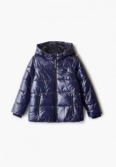 Куртка утепленная, Sela, цвет: синий. Артикул: SE001EGIWEL1.
