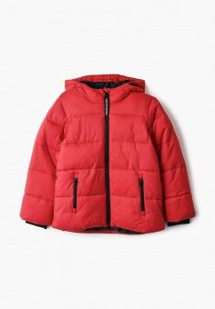Куртка утепленная, Sela, цвет: красный. Артикул: SE001EGIWEL2.