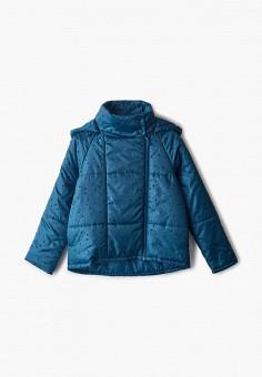 Куртка утепленная, Sela, цвет: синий. Артикул: SE001EGIWEL3.