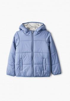 Куртка утепленная, Sela, цвет: голубой. Артикул: SE001EGIWEL5.