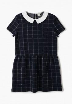 Платье, Sela, цвет: синий. Артикул: SE001EGIWEP4.