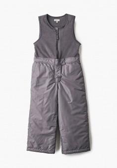 Комбинезон утепленный, Sela, цвет: серый. Артикул: SE001EGIWFF2.